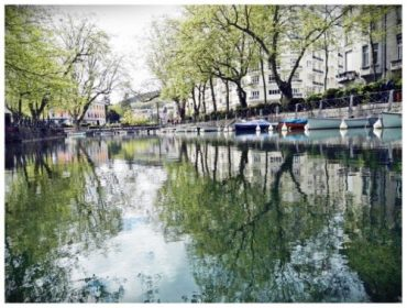 Annecy Francja