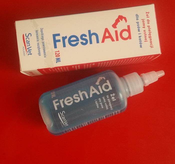 Fresh Aid opinie