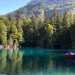 Jezioro, które powstało z łez kochanki | Blausee w Szwajcarii