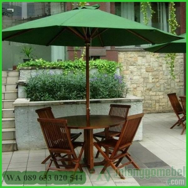 meja payung