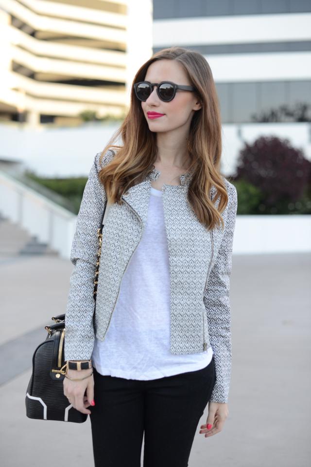 greylin jacket, M Loves M