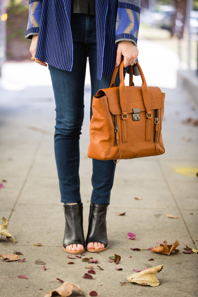 AG jeans and Dolce Vita Mercy booties via M Loves M @marmar