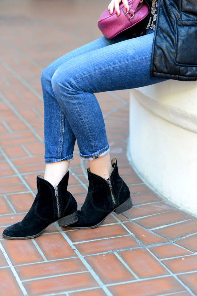 Seychelles Lucky Penny boots on M Loves M @marmar