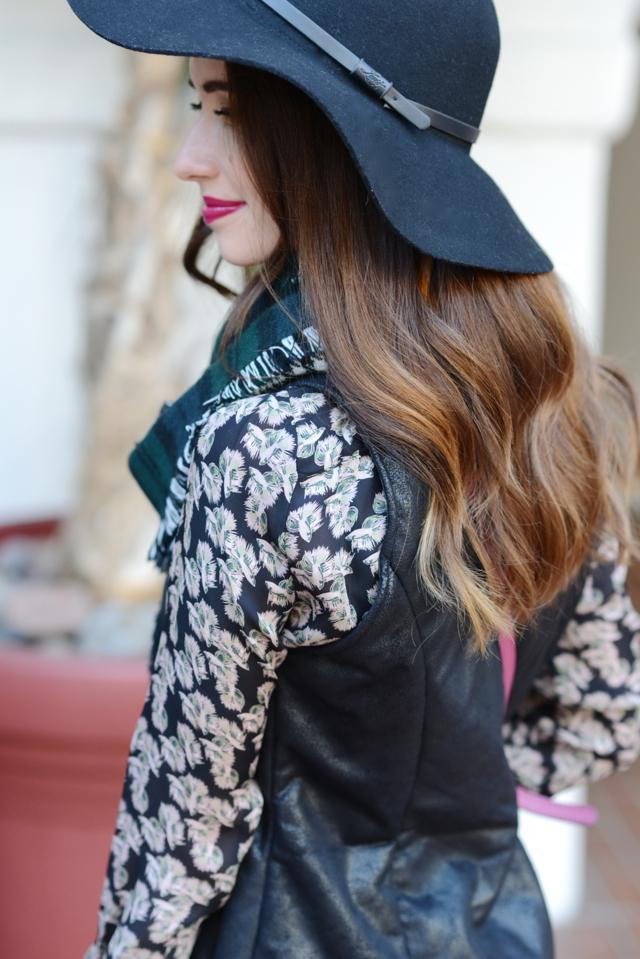 black wool hat on M Loves M @marmar