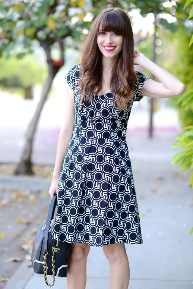 plenty by tracy reese geometric dress M Loves M @marmar
