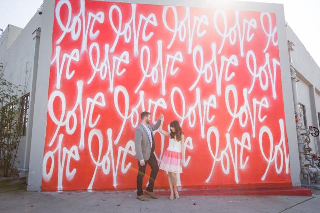 M Loves M Valentine's Day shoot @marmar
