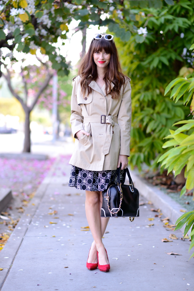 classic trench coat M Loves M @marmar