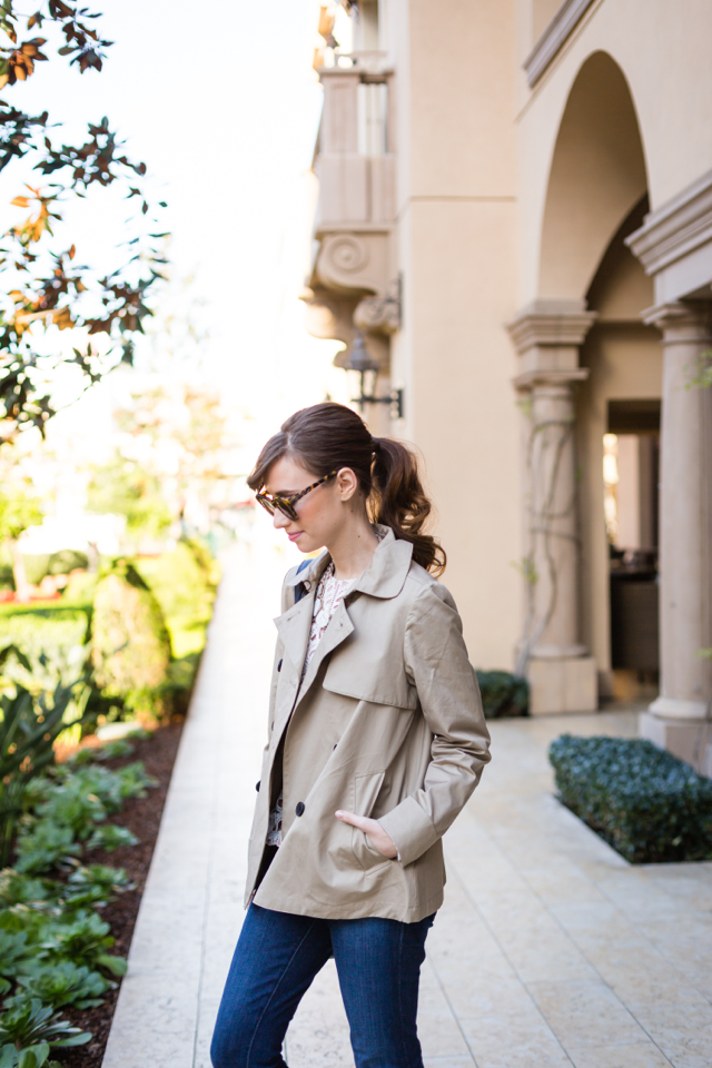 classic trench coat on M Loves M @marmar