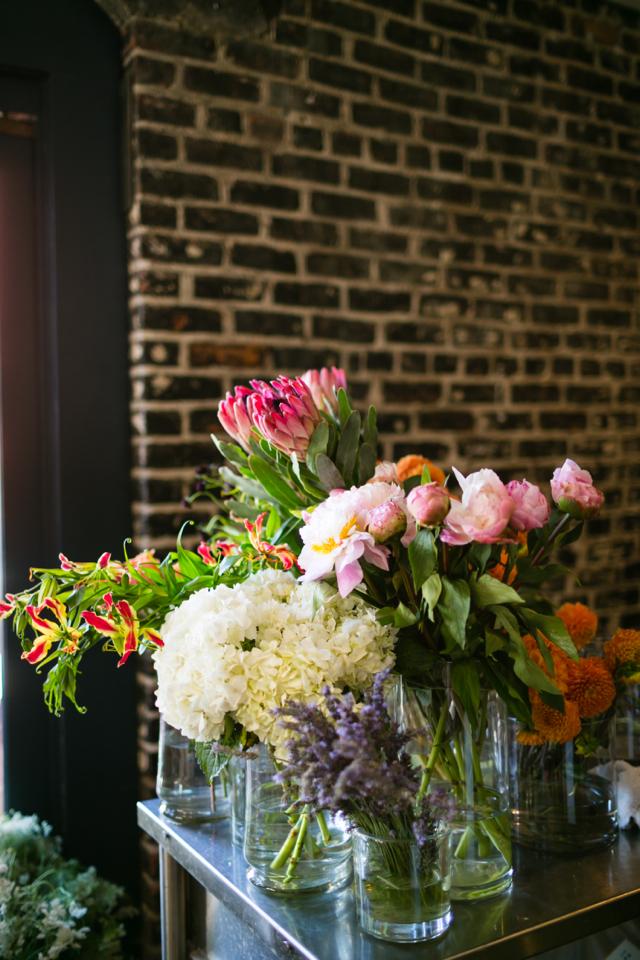 cute flower shop in LA clementine floral works M Loves M @marmar