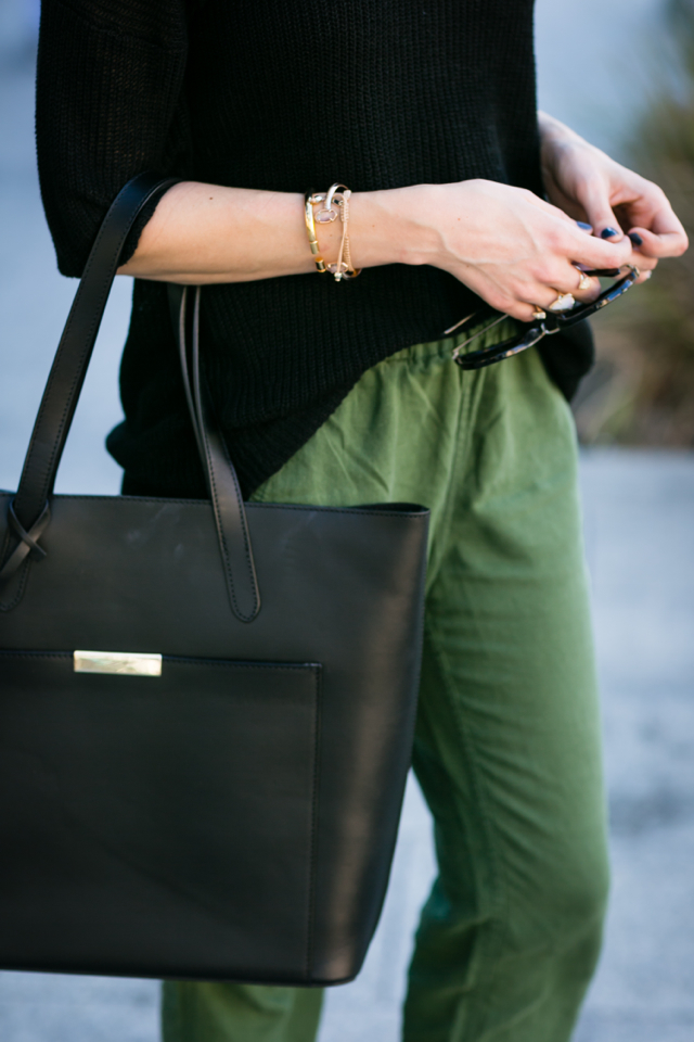 black cuyana tote M Loves M @marmar