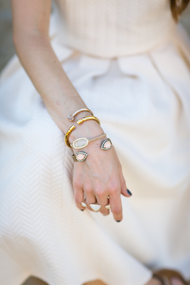 jewelry layering on M Loves M @marmar
