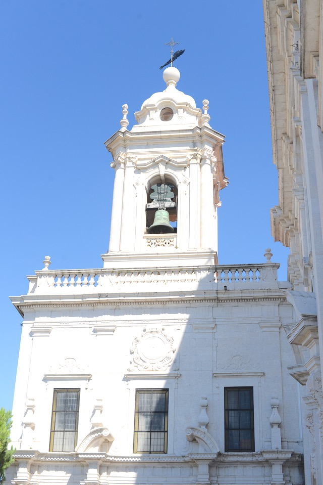 beautiful church in Lisbon, Portugal M Loves M @marmar
