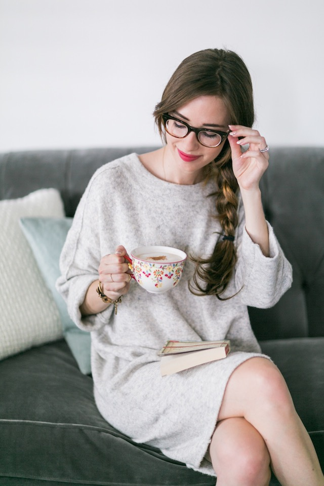 cozy mornings at home M Loves M @marmar