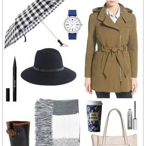 rainy day essentials M loves M