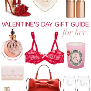 Valentine's day Gift Guide for Her 2016 M Loves M