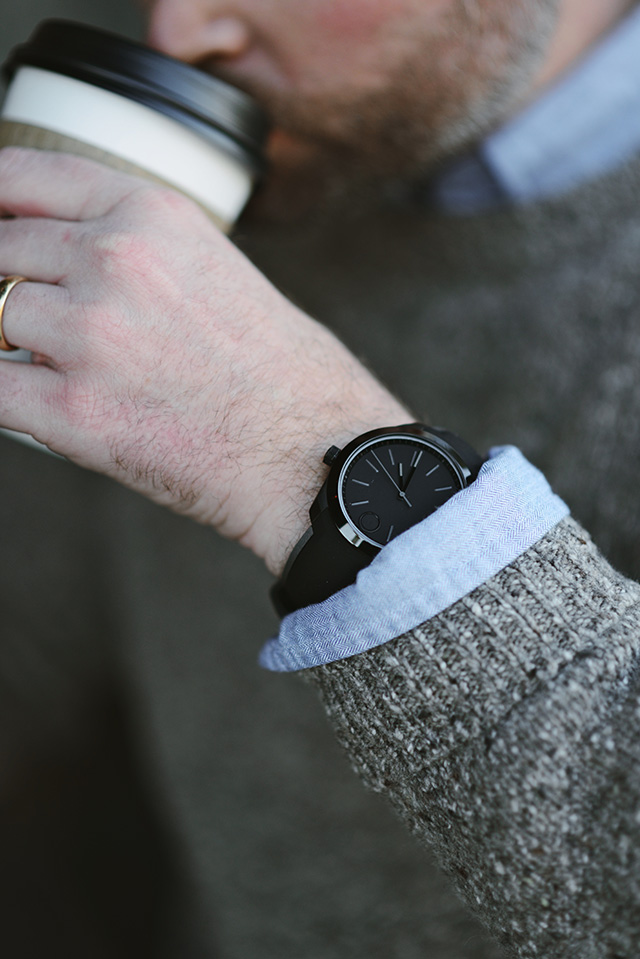 Movado Bold Motion watch review M Loves M