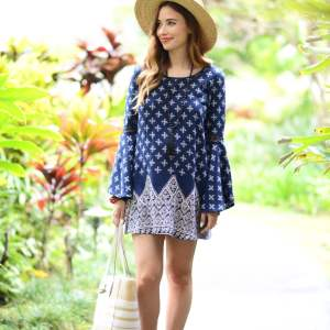 a dress that works from beach to brunch