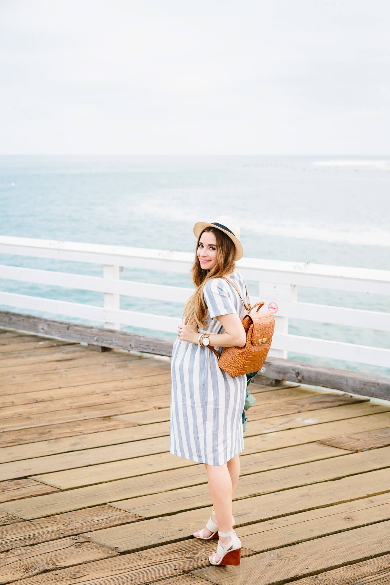 cute outfit for summer adventures