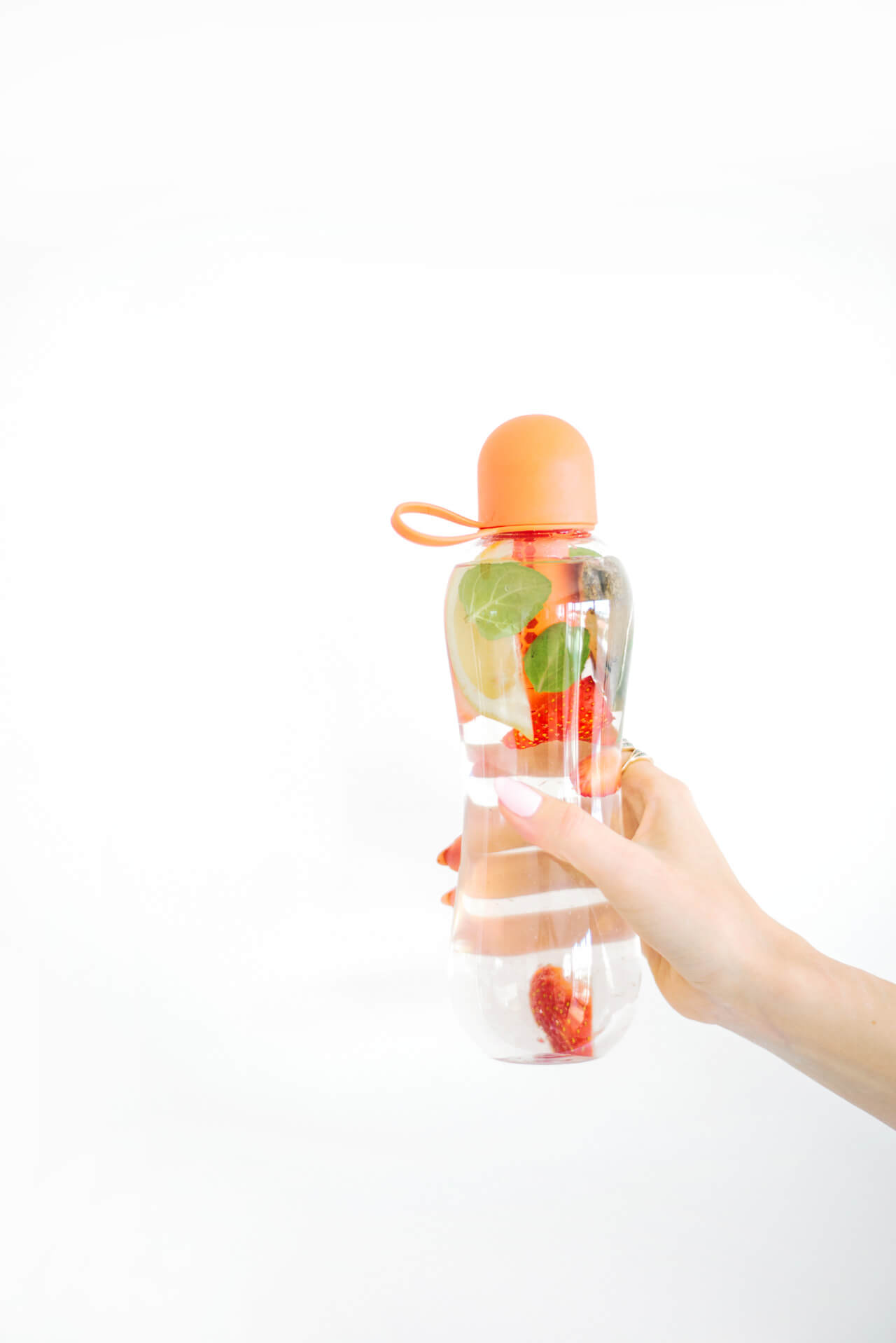 infused water that is a metabolism booster