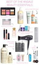 BEST OF THE #NSALE BEAUTY ESSENTIALS