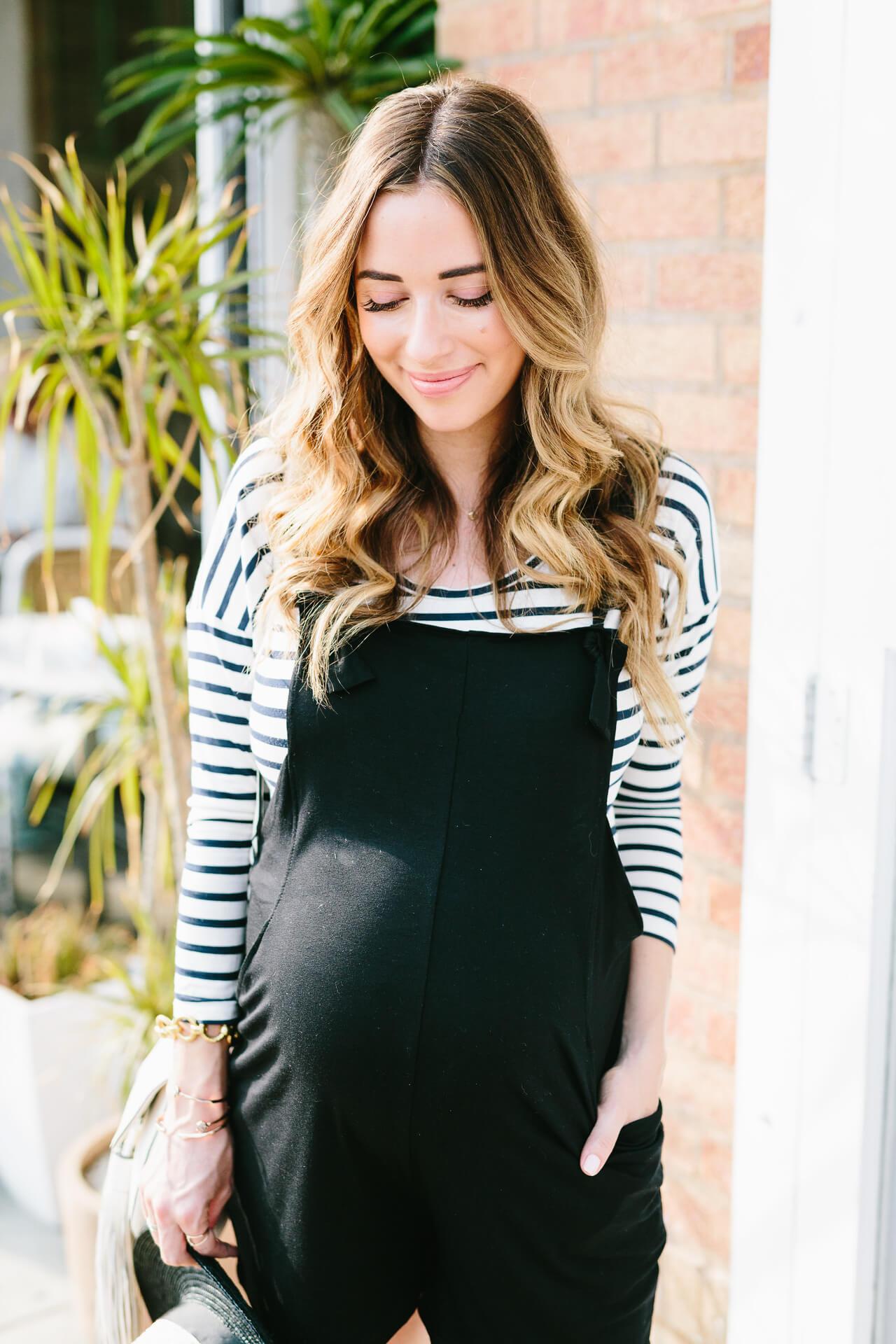 modern maternity style