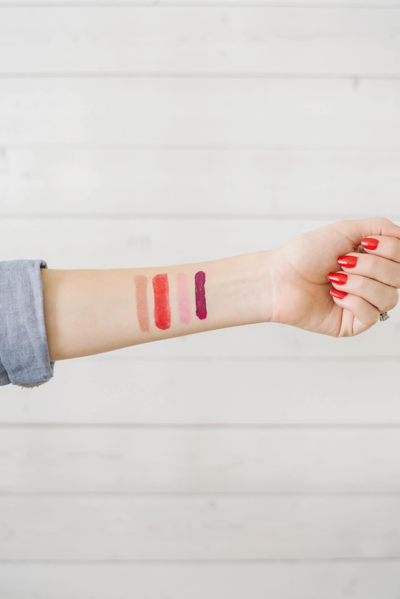 four pretty lipsticks for fall 2016