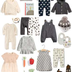 Holiday Gift Guide for the Baby