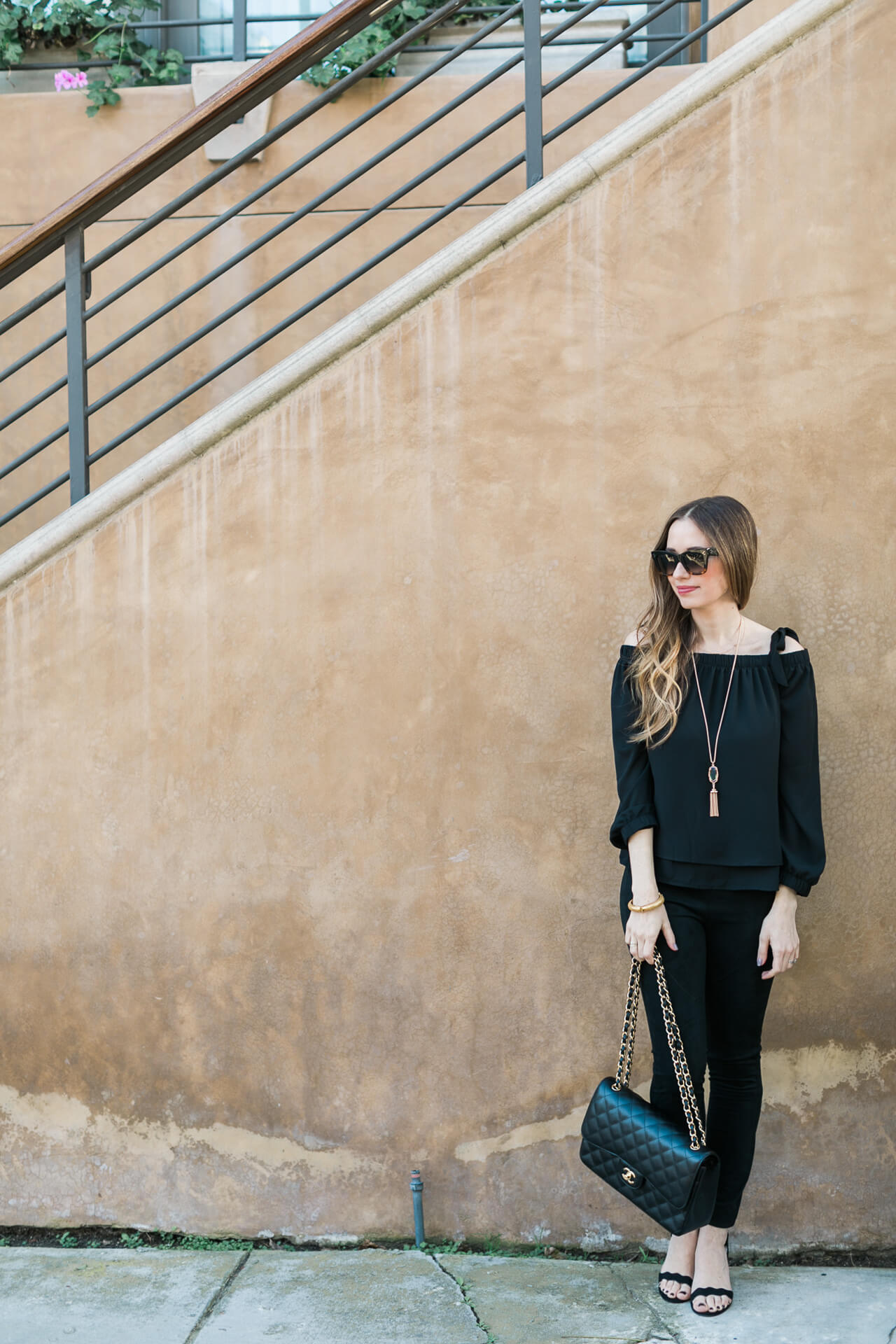 all black outfit inspiration