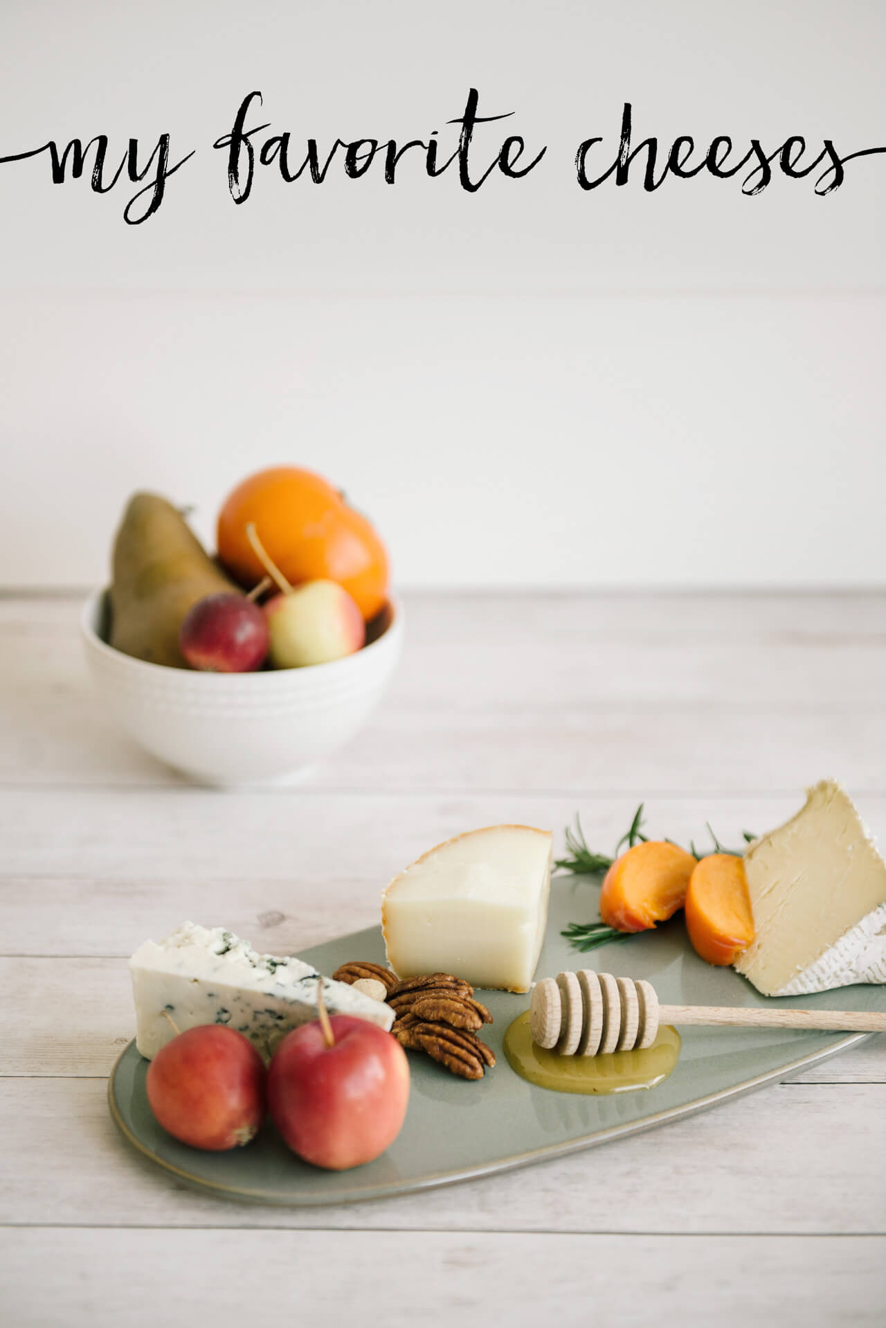 favorite cheeses for your next party
