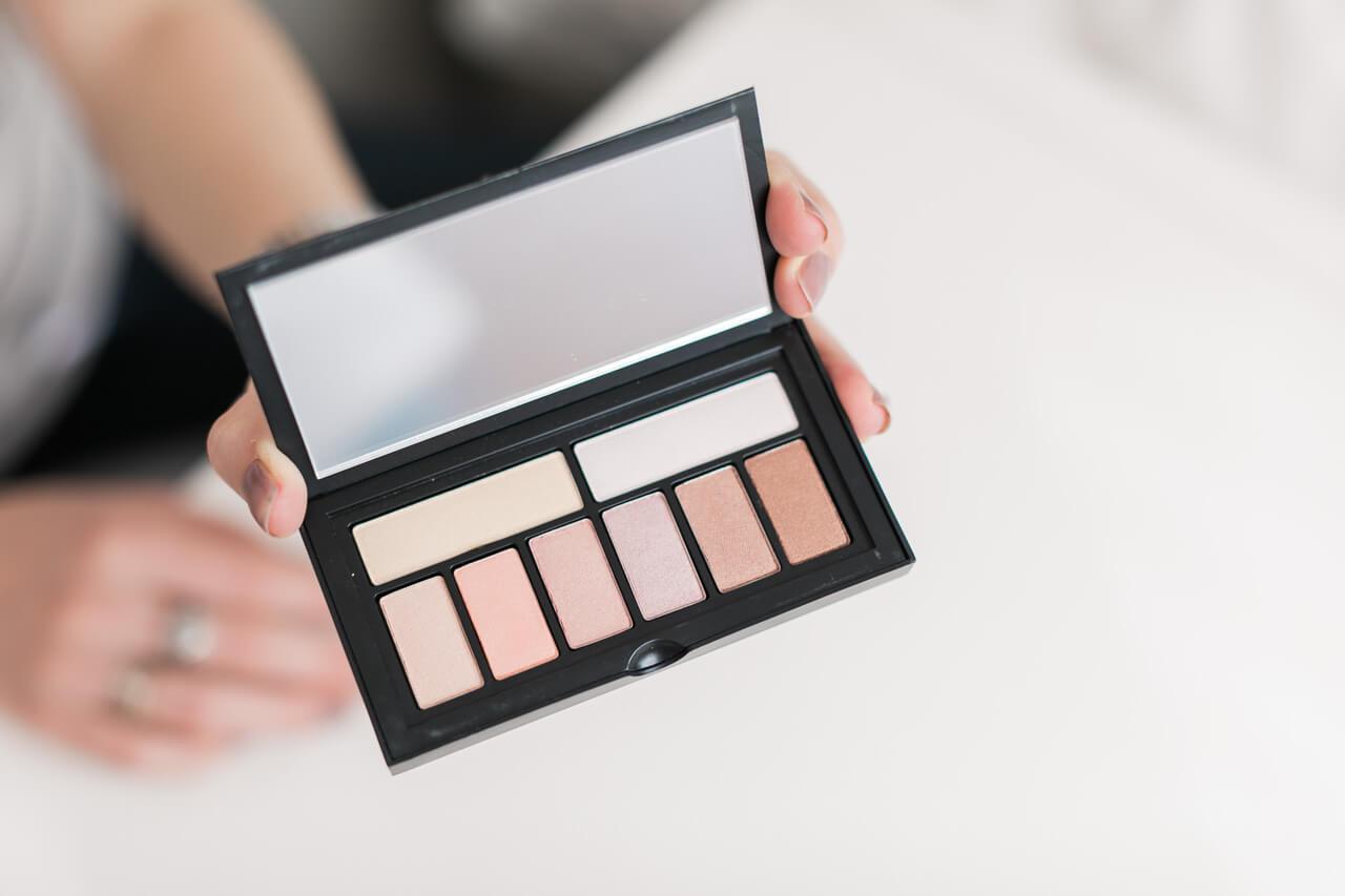 smashbox soft light eye palette