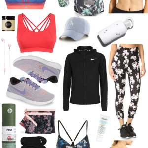 work it out- my fitness goals and fitness favorites for 2017