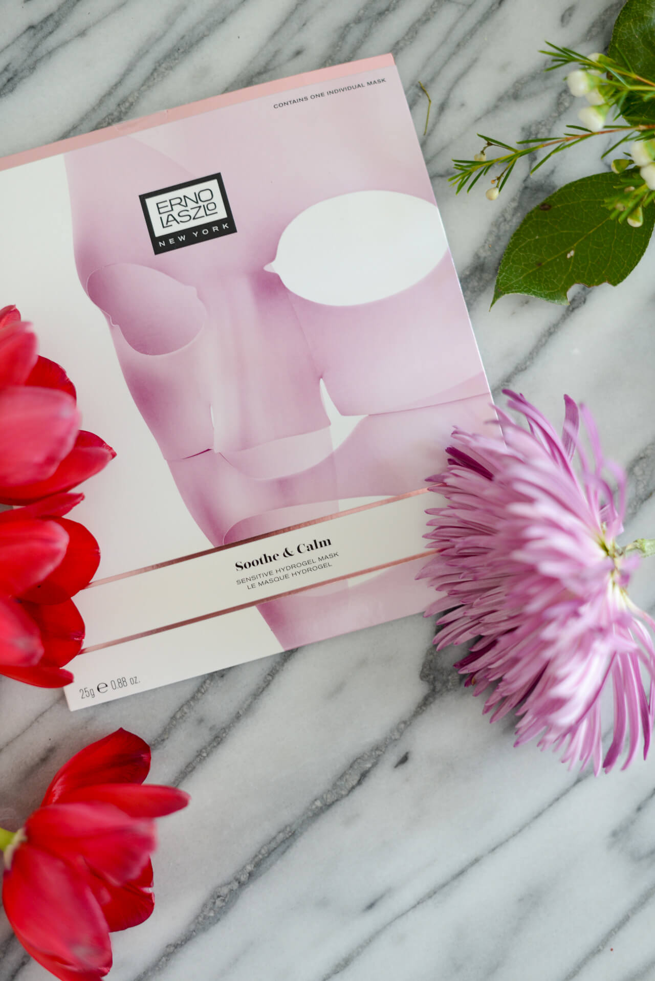 Erno Laszlo Soothe and Calm Sheet Mask Review