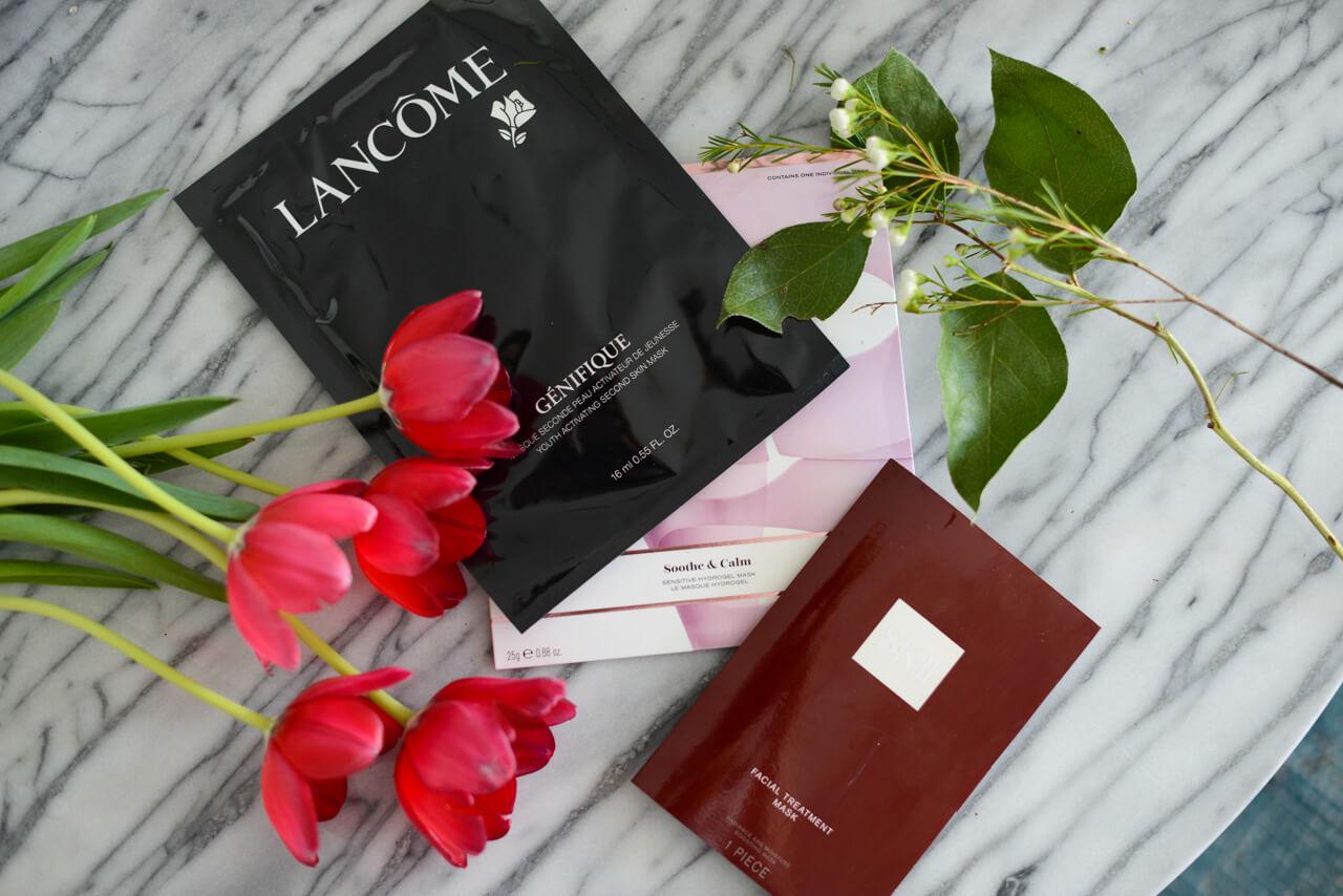 popular luxury sheet masks review