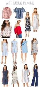 breastfeeding friendly outfits for the new mom - M Loves M