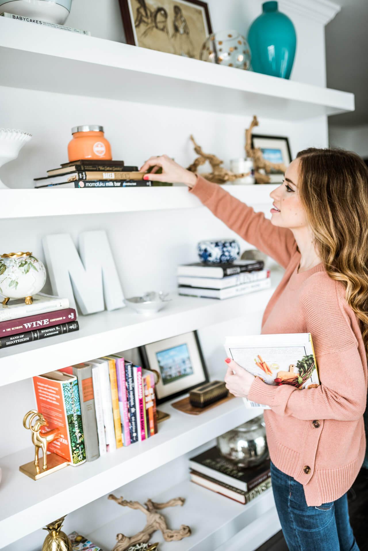 choosing my favorite cookbooks to share