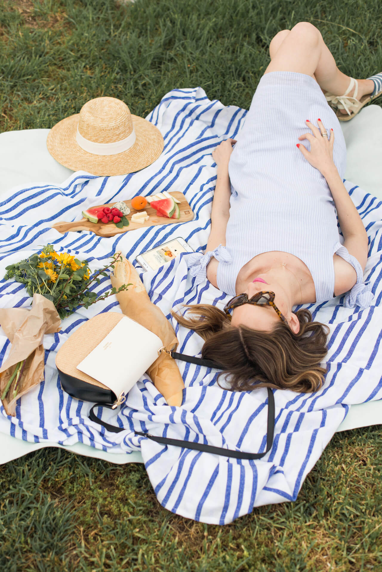 relaxing on a beautiful day with audible - M Loves M @marmar