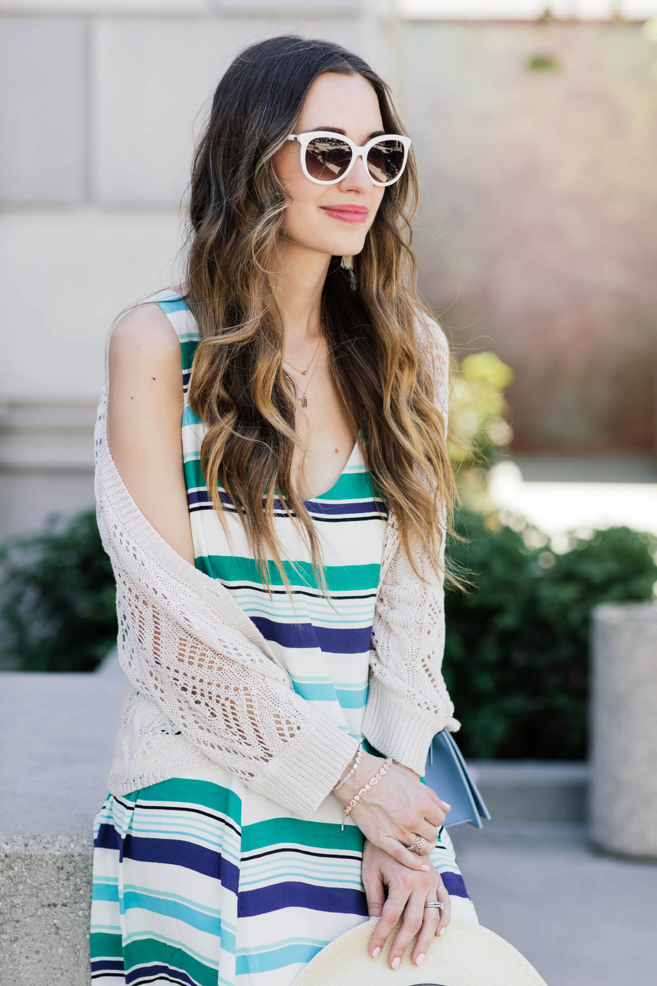 can't get enough of stripes - M Loves M @marmar