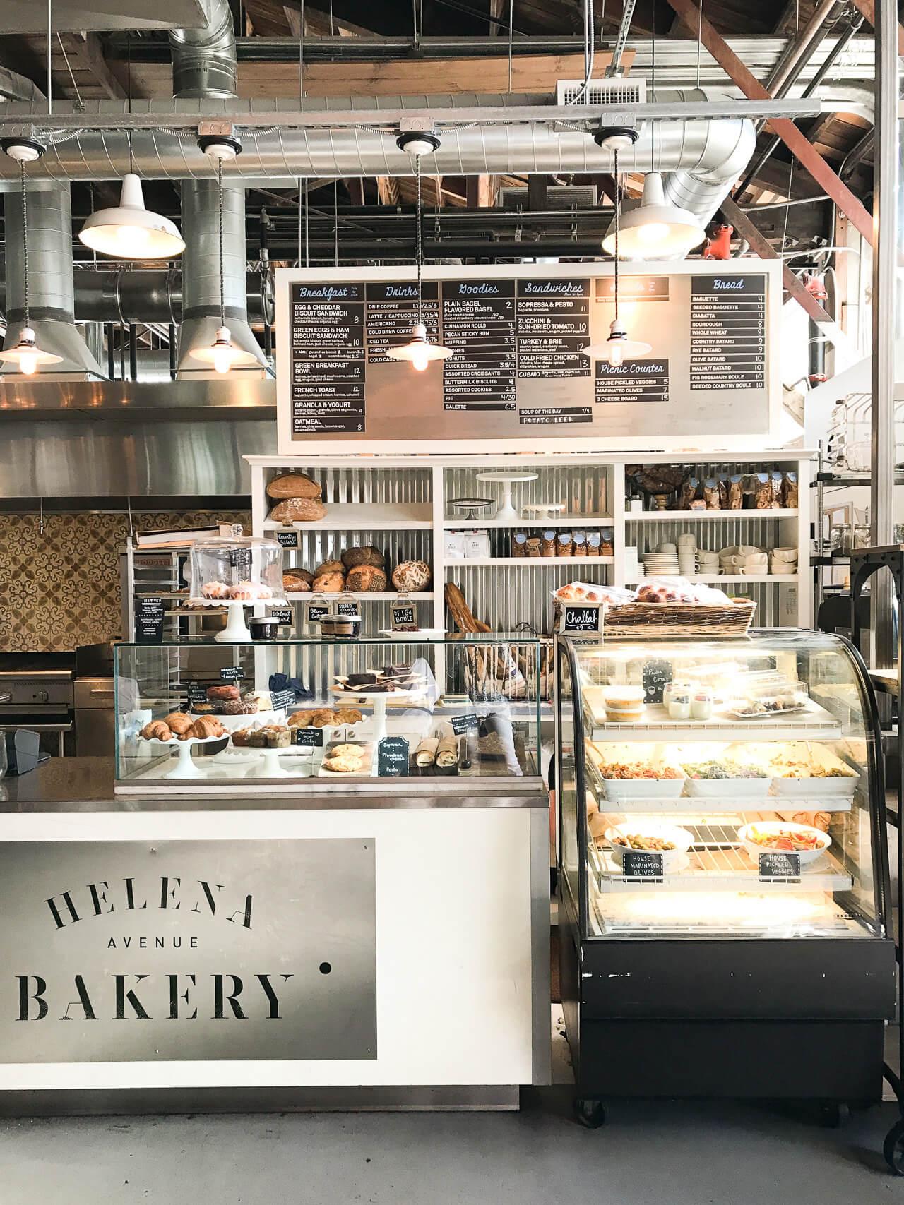 the helena bakery and cafe in santa barbara - M Loves M @marmar