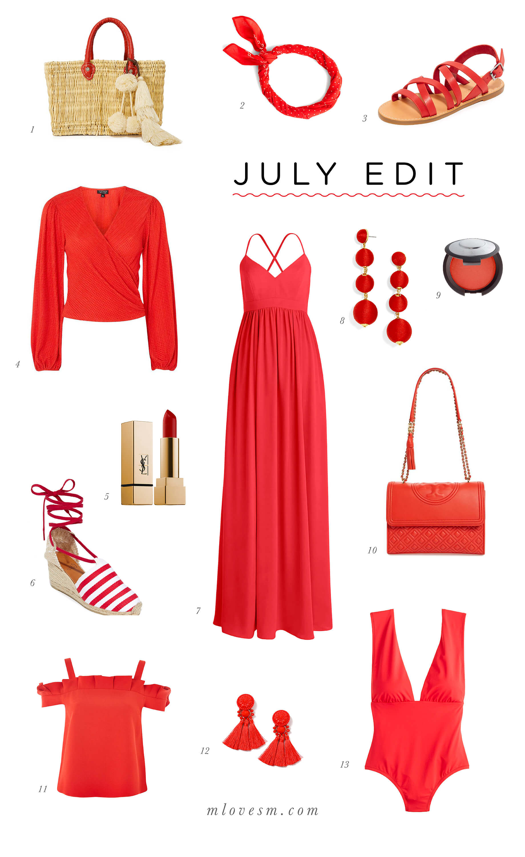 July Edit - M Loves M @marmar