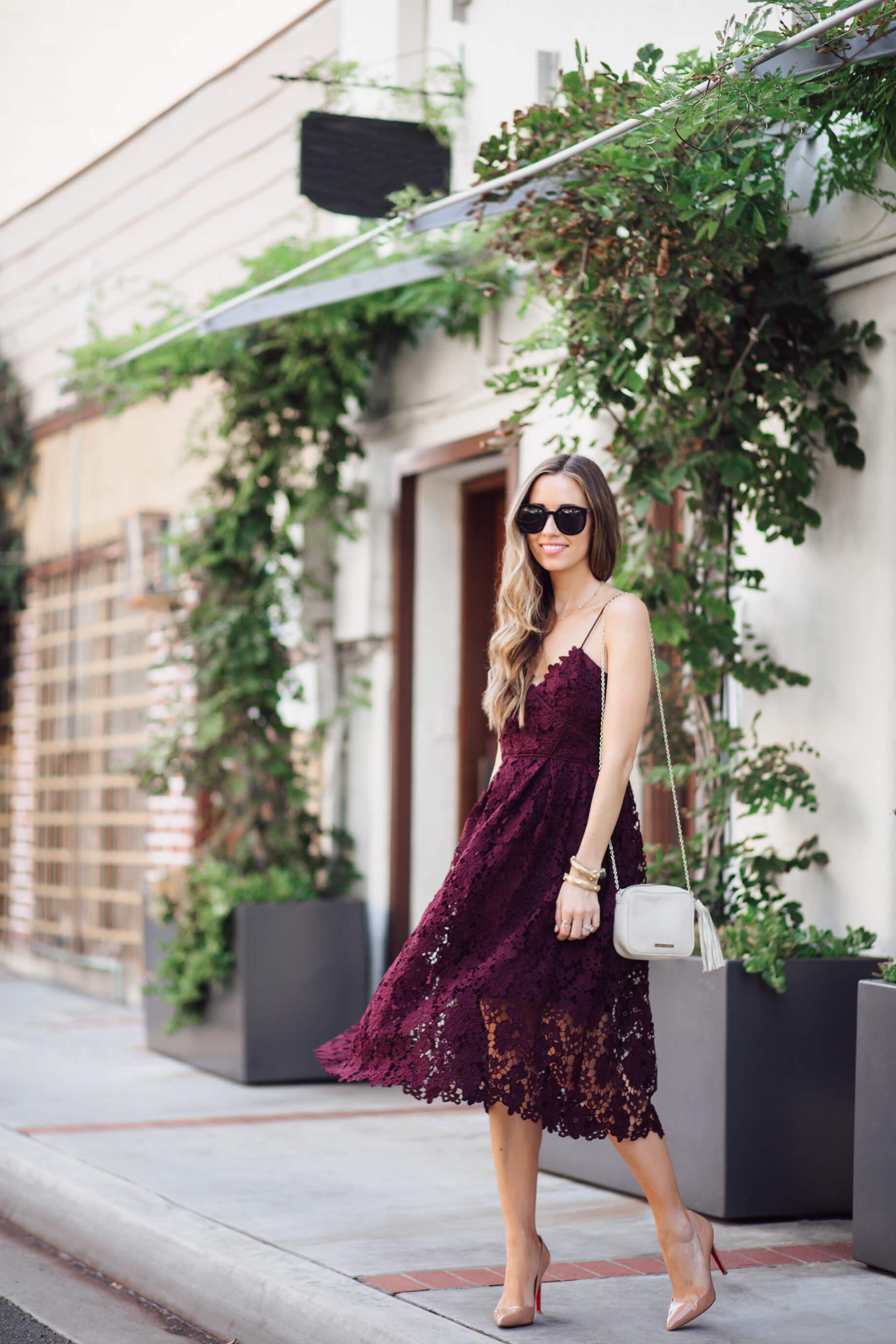 The perfect date night dress | M Loves M - @marmar