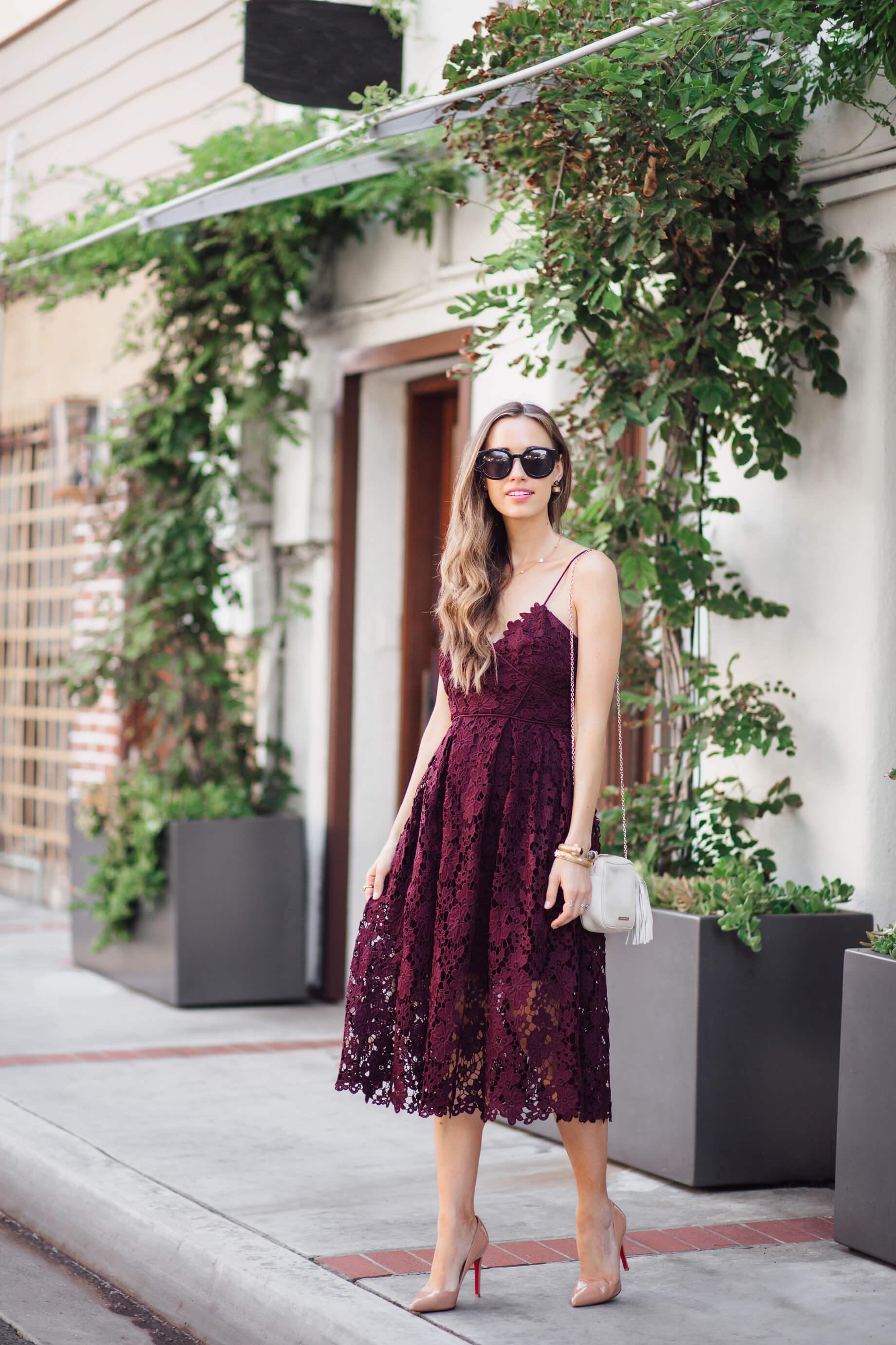 10 Dresses Under $150 for Fall Weddings- M Loves M - @marmar