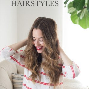 3 easy summer hairstyles | M Loves M - @marmar
