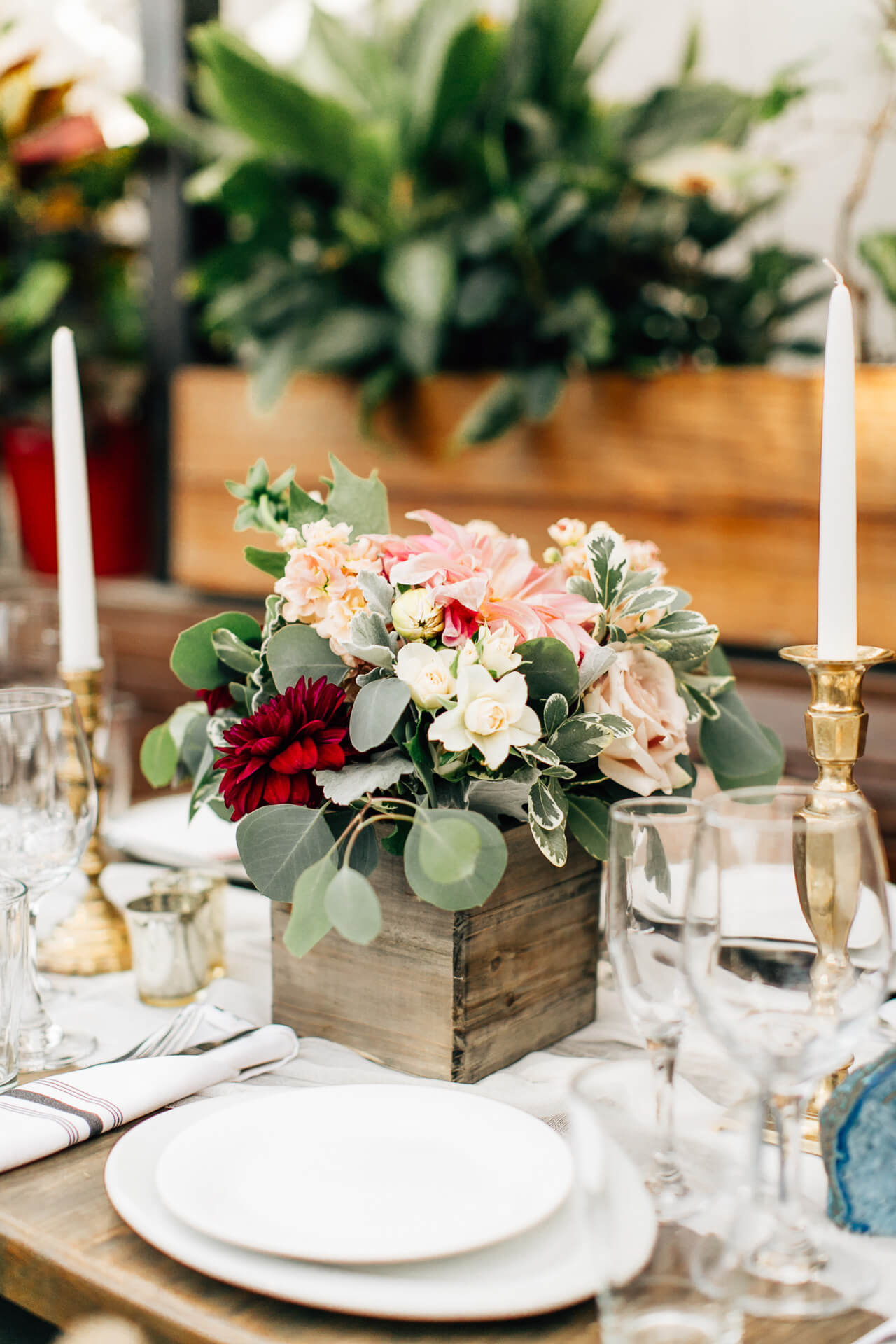 the most beautiful tablescape for a summer wedding