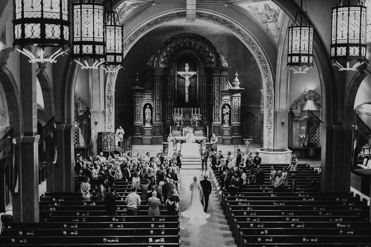 st charles wedding photo