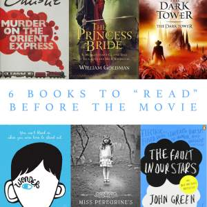 "Six Books to ""Read"" Before Watching the Movie- M Loves M"