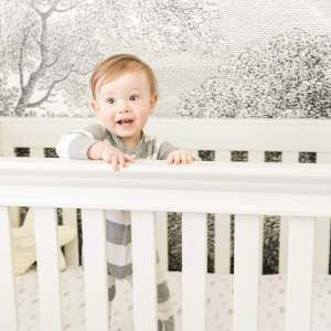 Augustine's Nighttime Routine at 1 Year- M Loves M @marmar