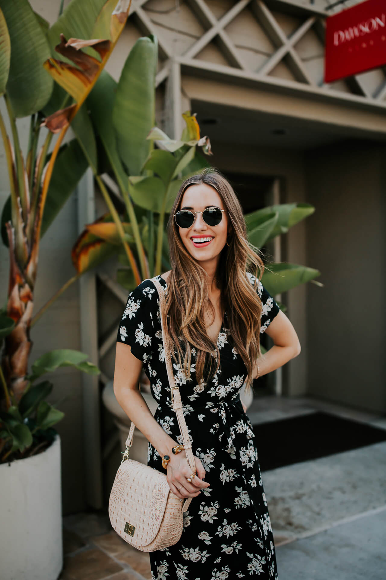 obsessed with this dark floral look right now - M Loves M @marmar