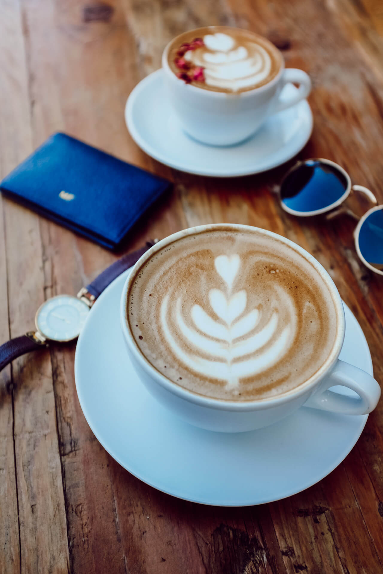 The perfect cup of coffee in LA | M Loves M -@marmar