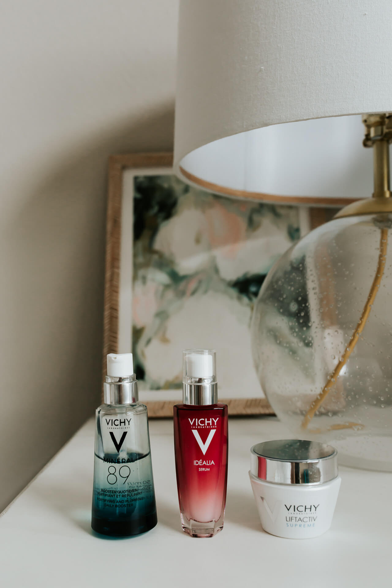 My top Vichy products to help with skin brightening and anti-aging