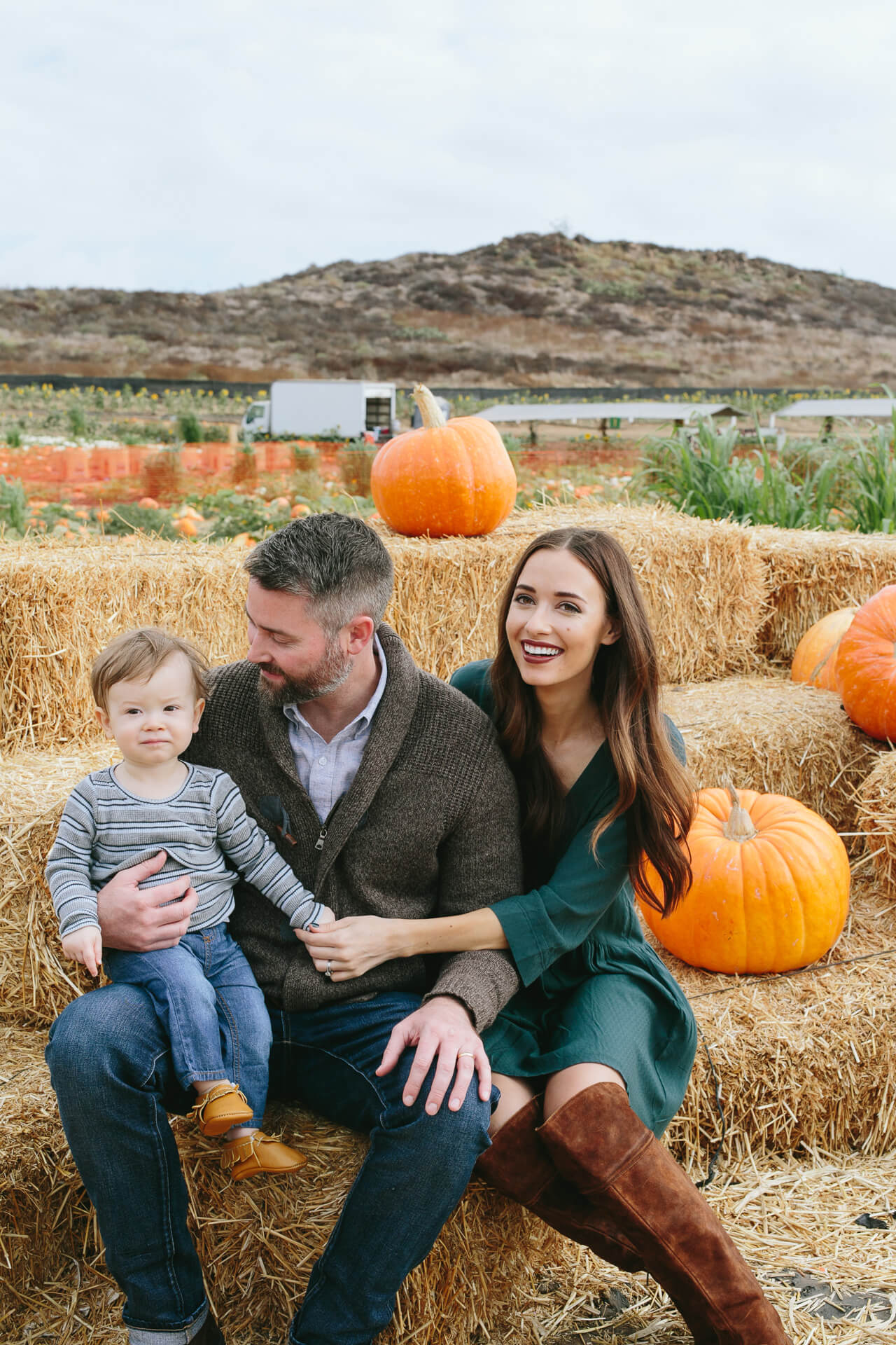 Augustine's second year at the pumpkin patch - M Loves M @marmar